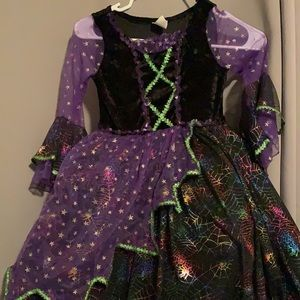 Toddler Boutique Witch Costume